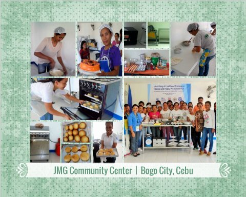 Livelihood Training of JMG Community Center